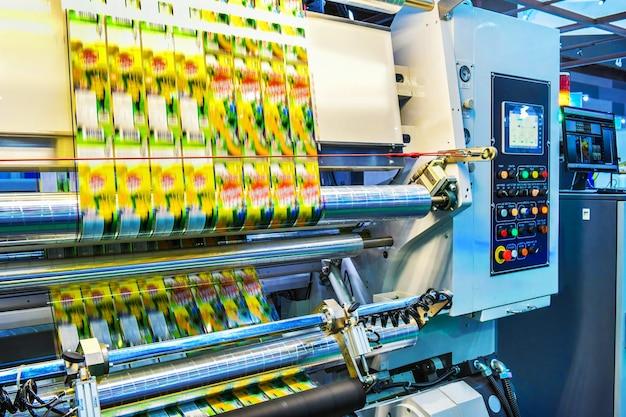 산업용 첨단 식품의 자동 포장 테이프 기계 장치