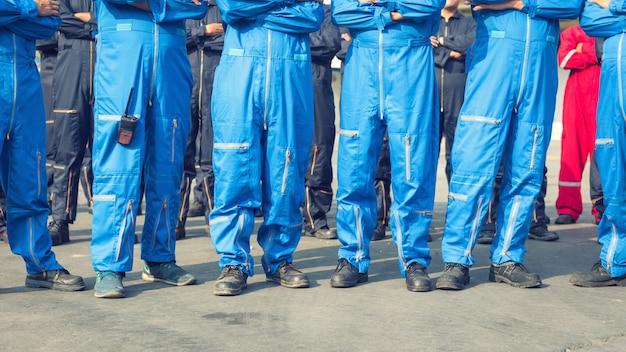 Automechanics team