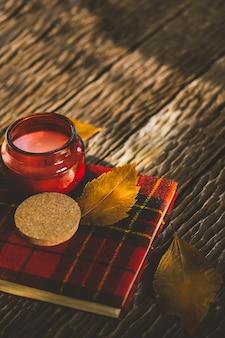 Осень уютная композиция уютный дом осенью