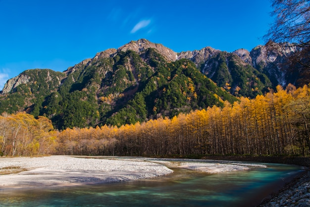Autumn at kamikochi