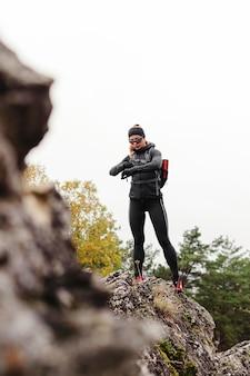 가을 달리기 야외 운동