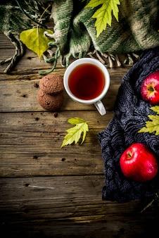 Autumn theme background