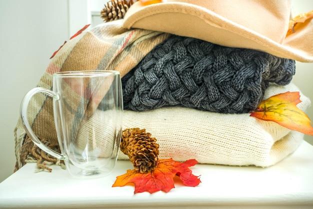 Autumnal mood concept