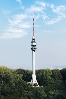 Avala tower, belgrade, serbia