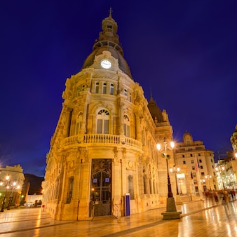 Ayuntamiento de cartagena murcia city hall spain