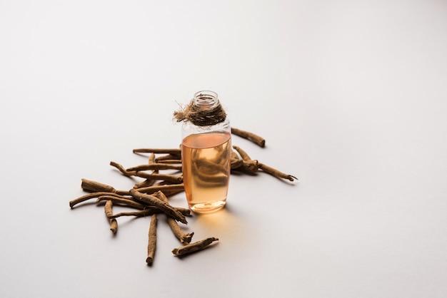 Ayurvedic ashwagandha oil-신경과 근육 강화에 도움