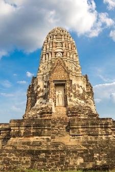 태국 아유타야의 아유타야 역사 공원