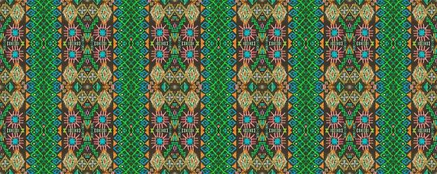 아즈텍 색상 패턴입니다. 민족 장식. 원활한 인쇄. 민족 디자인 배경입니다.