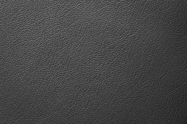 B฿w leather texture closeup background