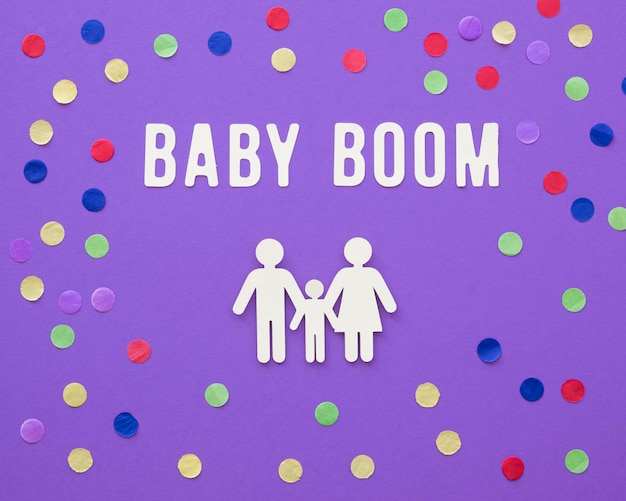 Концепция рождаемости бэби-бума