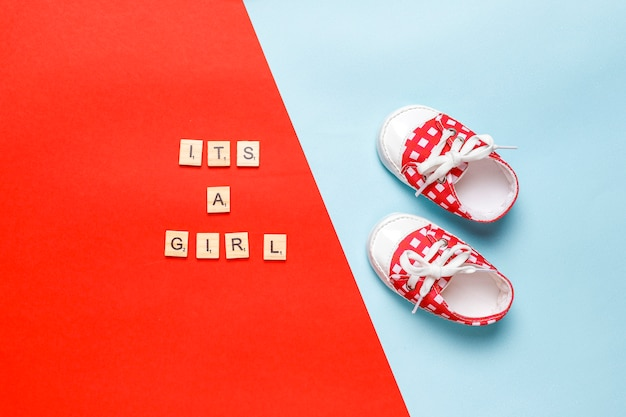 Baby shoes or toddler shoes with
