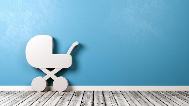 Символ детской коляски в комнате