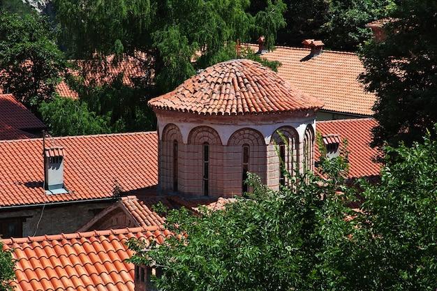 Bachkovoはブルガリアの古代の修道院です
