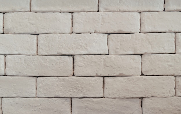 Back brick wall texture grunge background with vignette corners