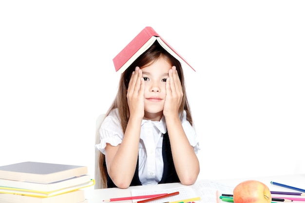Back to school! concept of education, reading and learning.