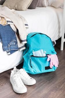 Torna alla composizione dei rifornimenti scolastici in tempi nuovi e normali