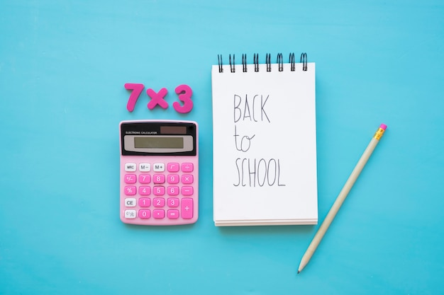 Назад к концепции школы с блокнотом и калькулятором