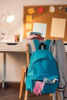 Вернуться к расстановке школьных принадлежностей в новой норме