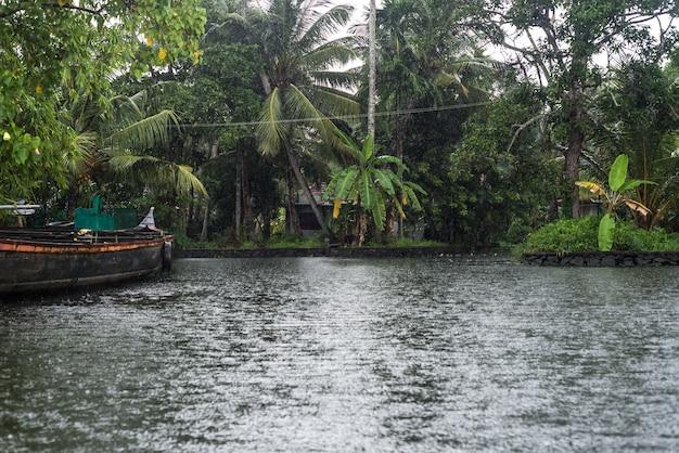 Назад воды керала индия река