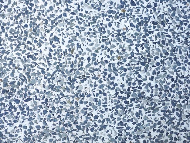 小さな青いモザイク石造りの床のbackgorund。