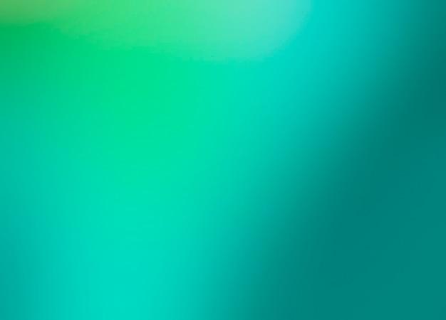 背景の抽象的なグラデーションユーザーインターフェイスやパンフレットのための緑の海、モダンでクリア