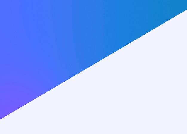 背景の抽象的なグラデーションユーザーインターフェイスまたはパンフレット用の紫と青、モダンでクリア