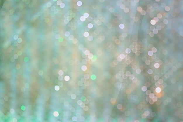 キラキラ素晴らしいライトbackground.abstract背景豪華な布。