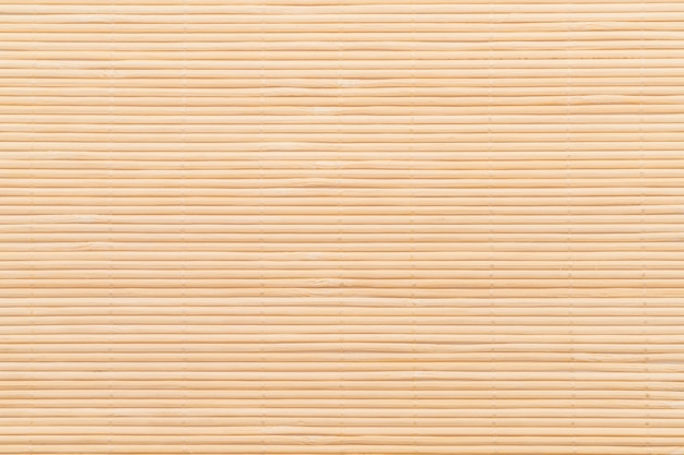Background of the bamboo surface of mat