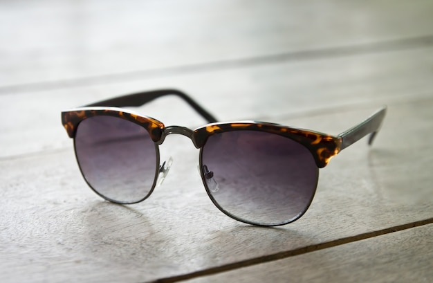 Background black glasses table spectacles