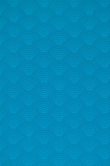 Background of blue japanese dotted style wave seamless pattern