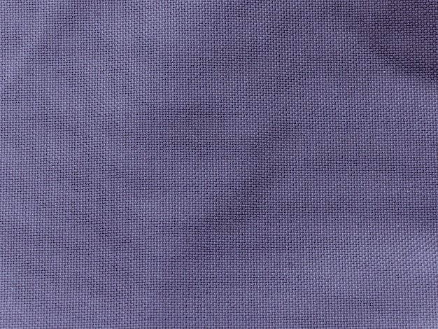 Background of blue linen fabric texture