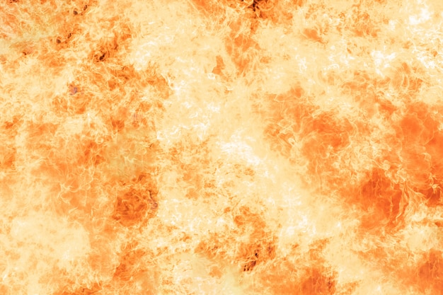 Background of fire flame texture