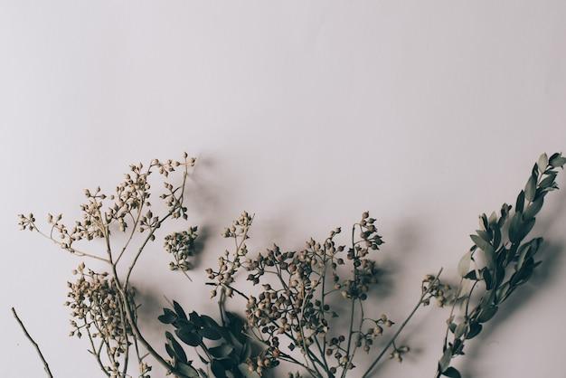 웨딩 카드에 대 한 배경 꽃 빈티지입니다.
