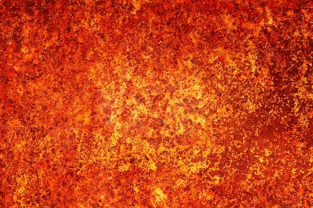 Фон из старого ржавого листа железа. абстрактный фон