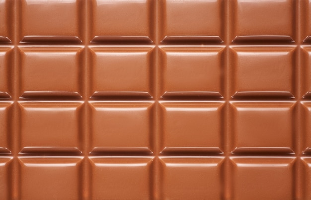 Background from a chocolate bar close up.
