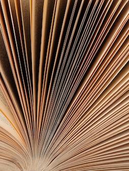 Фон из линий листов бумаги