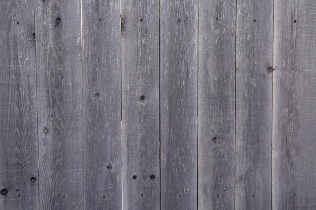 Фон из старых серых досок, текстуры древесины, с копией пространства.