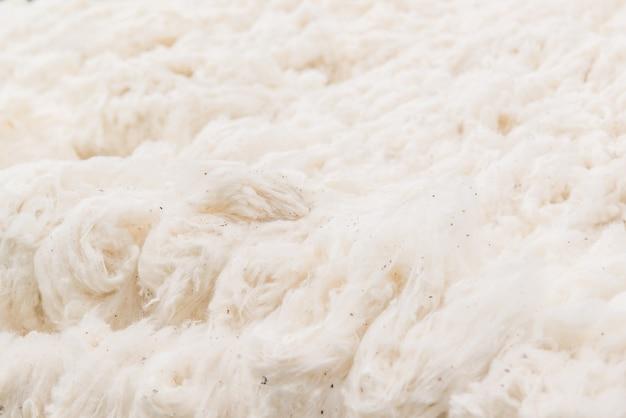原綿繊維の背景