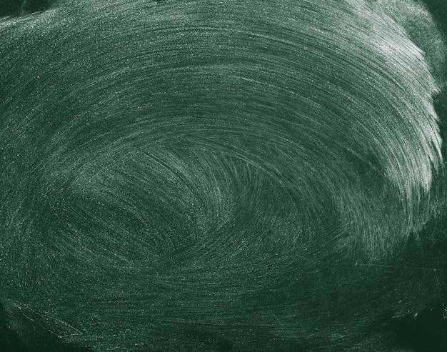 Background of green blackboard