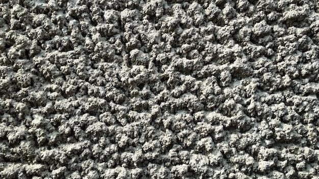 Фон в виде декоративной уличной штукатурки серый
