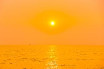 Background landscape beautiful sky morning