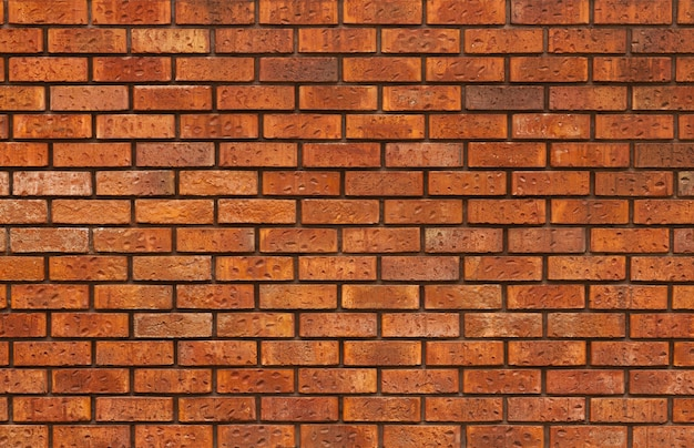 Background made from bricks