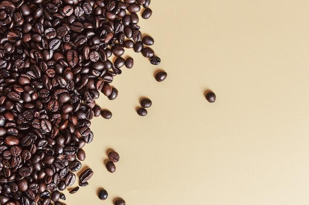コーヒー穀物の半分を作った背景