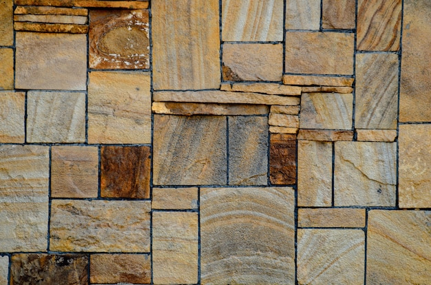 Background made of stone wall.