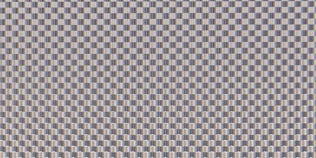 Справочный материал блеск стали с алюминиевой футеровкой 3d иллюстрация