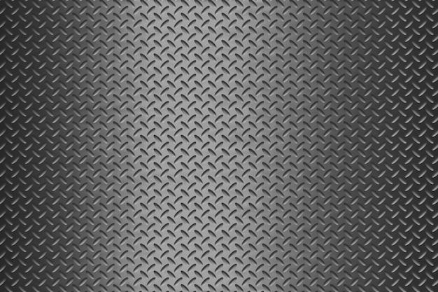 Background of metal diamond plate