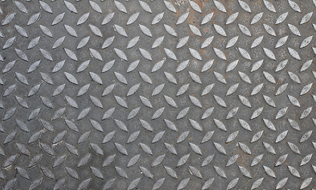 A background of metal plate, seamless texture