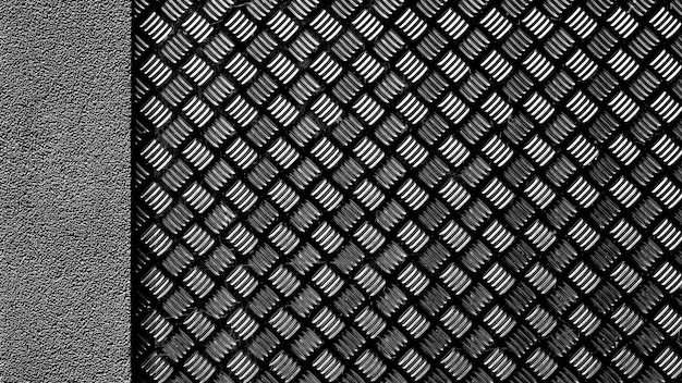 Background of metal sheet