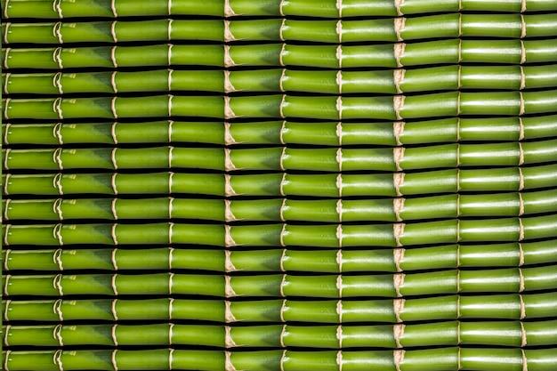 Фон из бамбука