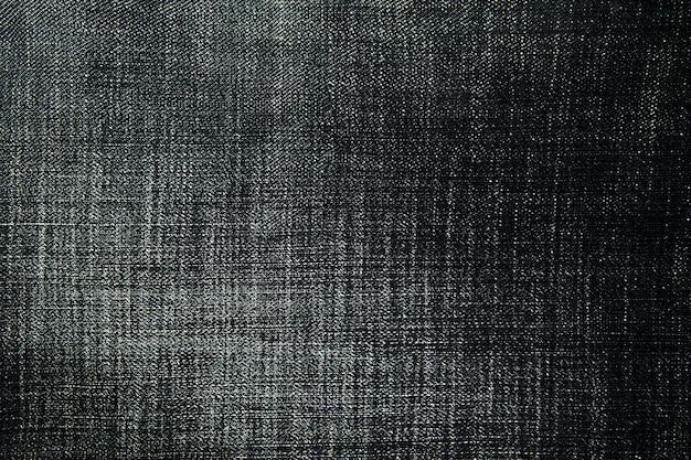밝은 줄무늬가 있는 블랙 데님의 배경